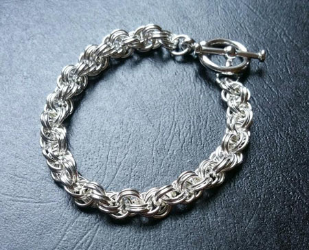 Chain Maille Bracelet