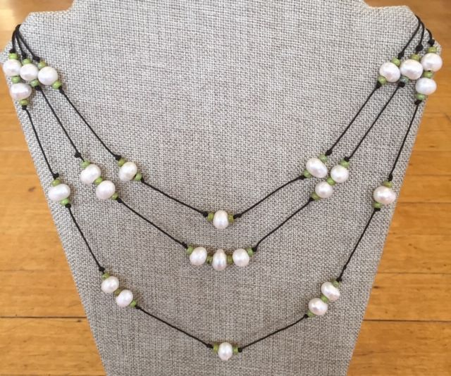 Floating Bead Necklace 2