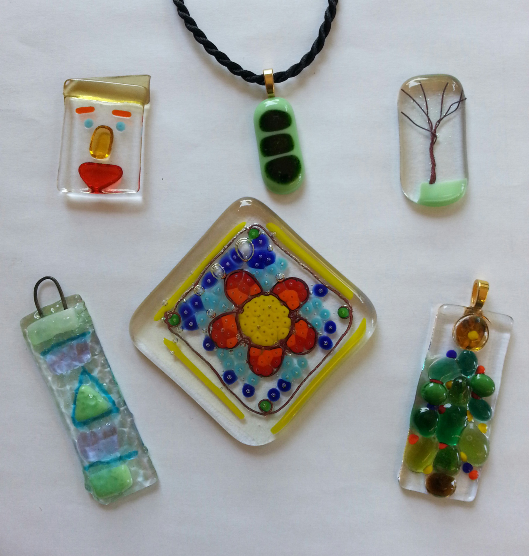 Fused Glass Kids